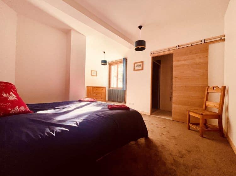 Habitación 2 de l'appartement Huez à l'Alpe d'Huez 1850 M