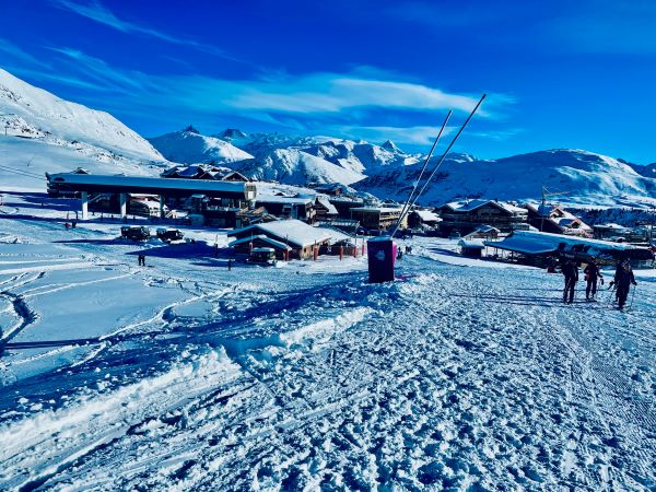 Bahnhof Alpe d'Huez