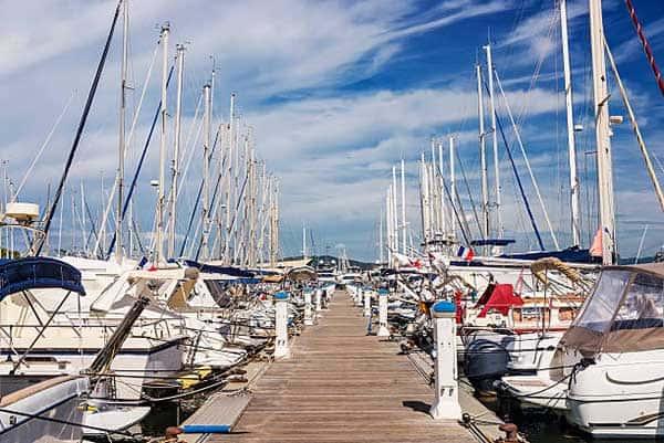Port of Hyères